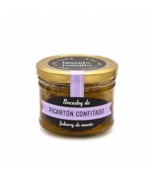 Picanton confit