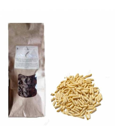 Spelt garganelli pasta