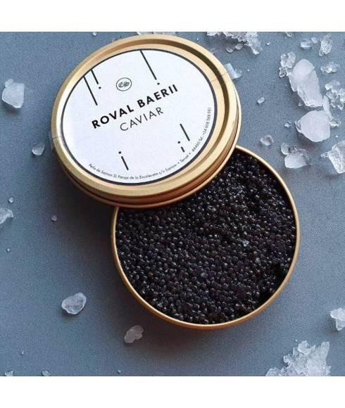 Svart kaviar 50g