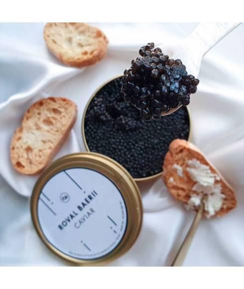 Schwarzer Kaviar 125g