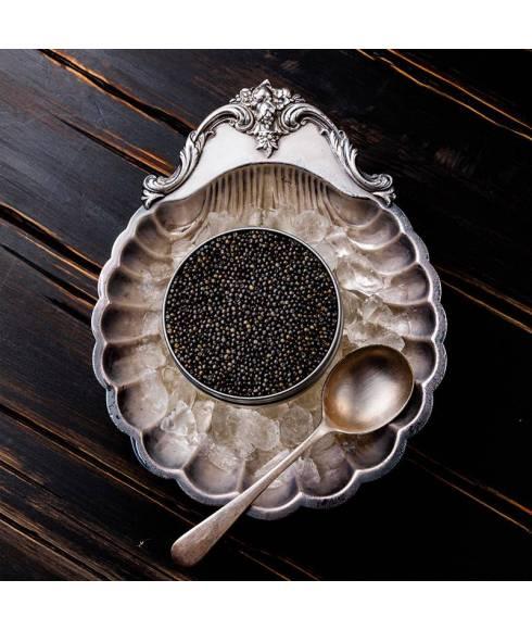 Deluxe zwarte kaviaar