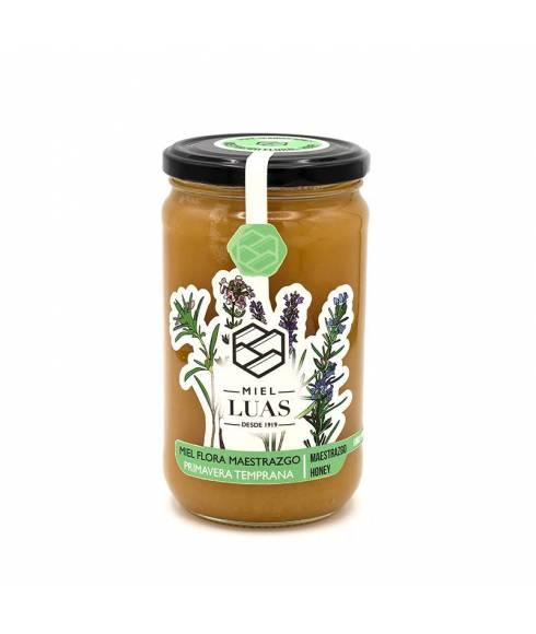 Honung Flora del Maestrazgo tidig vår