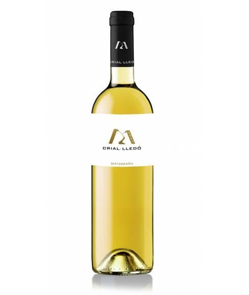 Jonge witte wijn