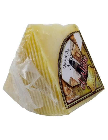 Cuña queso añejo