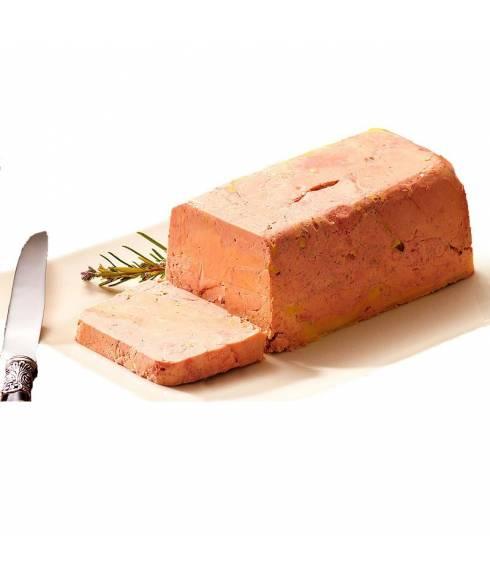 Foie de canard micuit