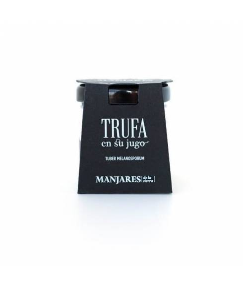 Truffle in its juice T. MELANOSPORUM (15gr)