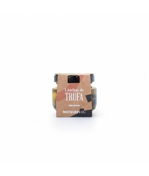 Summer truffle slices in oil (15gr)