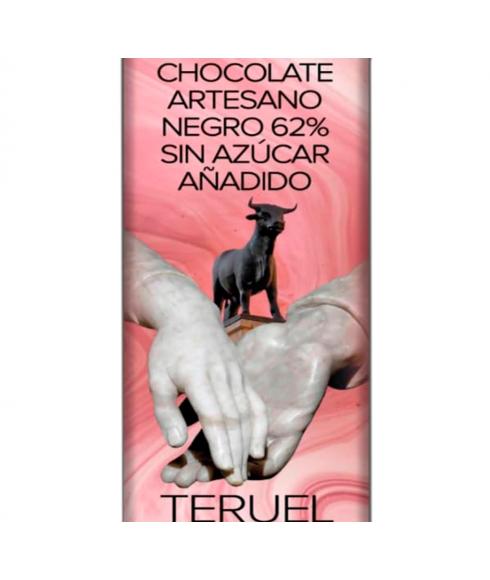Artisan Dark Chocolate 62% Sugar Free