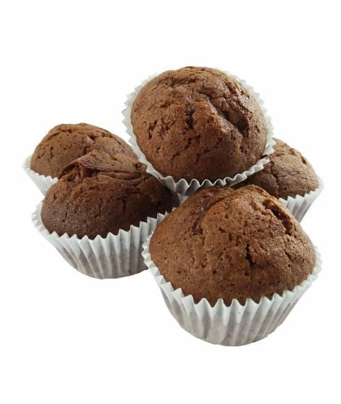Glutenvrije chocolademuffins