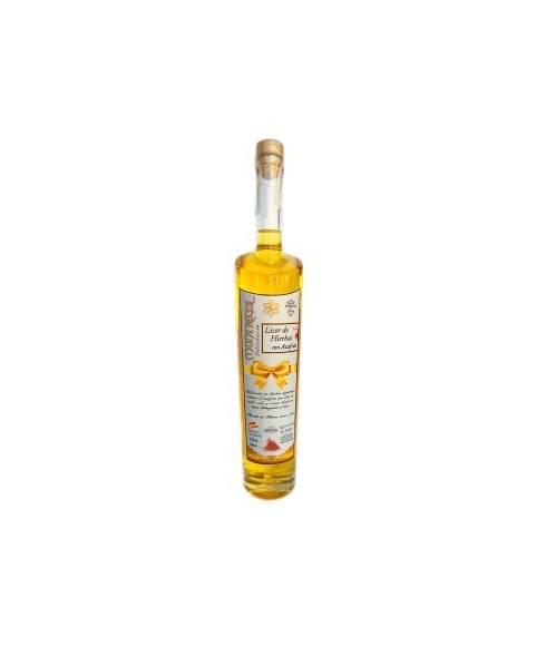 Saffron liquor