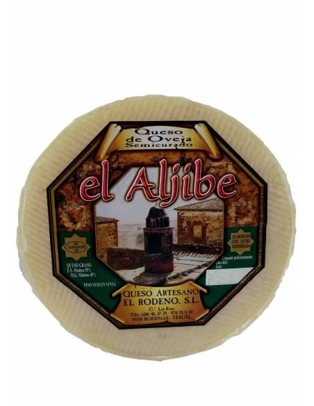 Fromage affiné de l'Aljibe