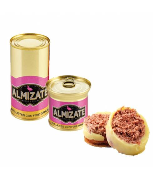 Rillet med foie gras