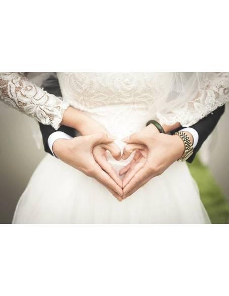 Détails du mariage