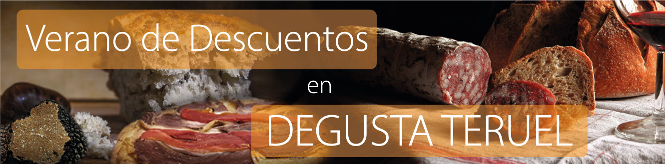 Descuentos locos en Degusta Teruel