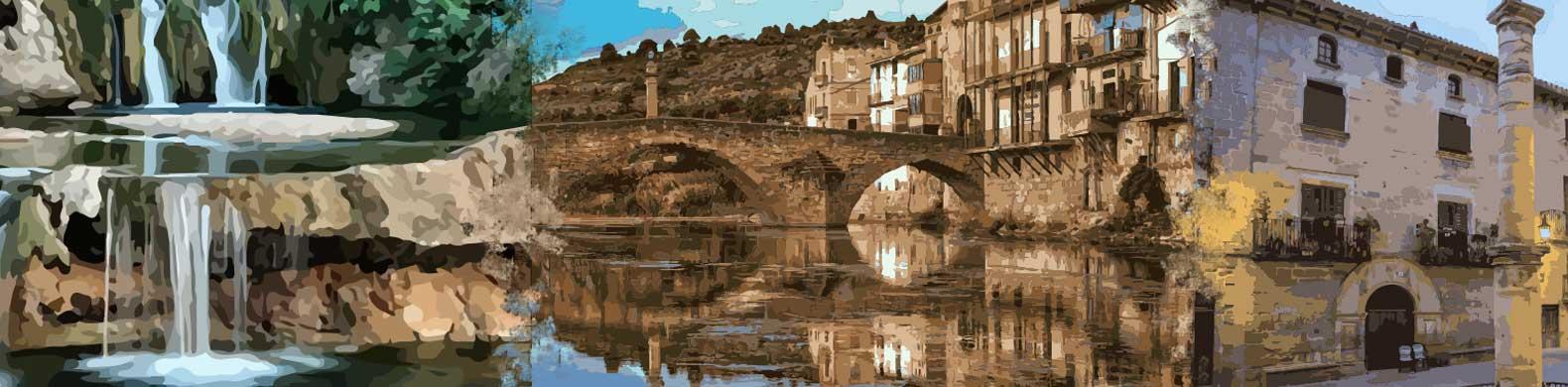 Matarraña turismo, Toscana española en Teruel